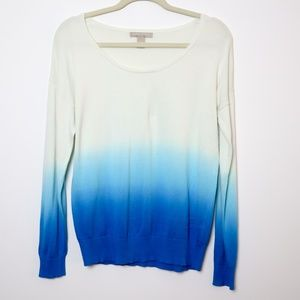 Banana Republic | Dip Dyed Ombre Sweater